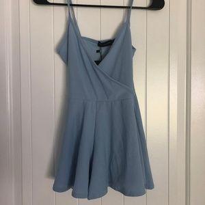 PrettyLittle Thing | Blue Romper